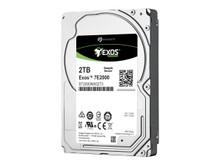 "ST2000NX0273 -- Seagate Exos 7E2000 ST2000NX0273 - Hard drive - 2 TB - internal - 2.5"" SFF - SAS 12Gb/s -"