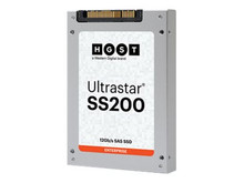 0TS1403 -- 3840GB ULTRASTAR SS200 SAS      15.0MM MLC RI-1DW/D CRYPTO-D 2.5IN  -- New