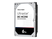 0B36047 -- ULTRASTAR 7K6 3.5IN 26.1MM      6000GB 256MB 7200RPM SAS ULTRA      -- New