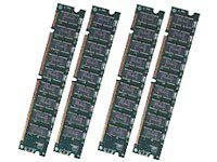 189083-B21 -- 4GB KIT 4X1GB SDRAM 100MHZ      SPCL SOURCING SEE NOTES             -- New