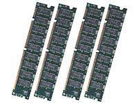 189083-B21 -- 4GB KIT 4X1GB SDRAM 100MHZ      SPCL SOURCING SEE NOTES             -- New