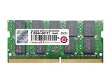 TS1GSH72V1H          -- 8GB DDR4 2133 ECC-SODIMM 2RX8   512MX8 CL15 1.2V                    -- New