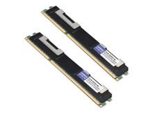 UCS-ML-2X324RY-E-AM -- AddOn - DDR3 - 64 GB: 2 x 32 GB - LRDIMM 240-pin - 1600 MHz / PC3-12800 - CL11 - 1.35 V -  -- New