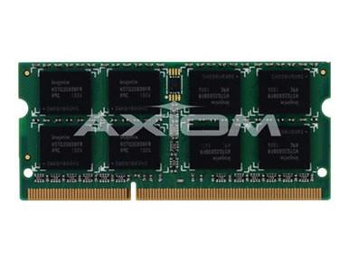 A8547956-AX -- Axiom AX - DDR4 - module - 8 GB - SO-DIMM 260-pin - 2133 MHz / PC4-17000 - CL15 - 1.2 V - unbuffered