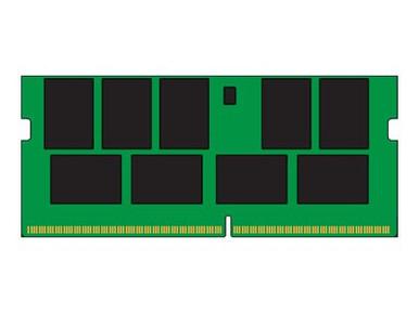 KVR24SE17D8/16 -- Kingston ValueRAM - DDR4 - module - 16 GB - SO-DIMM 260-pin - 2400 MHz / PC4-19200 - CL17 - 1.2 V -