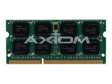 AXG75196309/1 -- Axiom - DDR4 - module - 8 GB - SO-DIMM 260-pin - 2400 MHz / PC4-19200 - CL17 - 1.2 V - unbuffered -