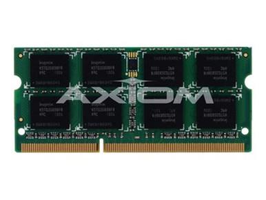 AX42400ES17B/16 -- Axiom - DDR4 - module - 16 GB - SO-DIMM 260-pin - 2400 MHz / PC4-19200 - CL17 - 1.2 V - un