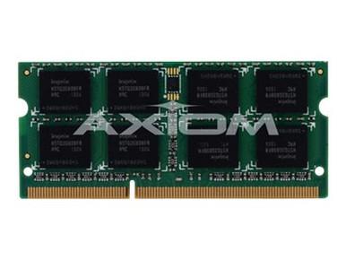 4X70Q27989-AX -- Axiom AX - DDR4 - module - 16 GB - SO-DIMM 260-pin - 2400 MHz / PC4-19200 - CL17 - 1.2 V - unbuffere