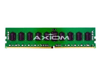 UCS-MR-1X162RU-G-AX -- Axiom AX - DDR4 - module - 16 GB - DIMM 288-pin - 2133 MHz / PC4-17000 - CL15 - 1.2 V - re