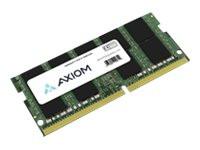 4X70U55668-AX -- Axiom AX - DDR4 - module - 16 GB - SO-DIMM 260-pin - 2666 MHz / PC4-21300 - CL19 - 1.2 V - unbuffere