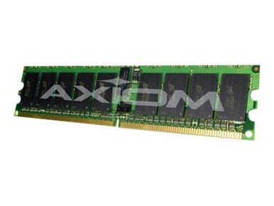 73P4792-AX -- Axiom AX - DDR2 - 4 GB: 2 x 2 GB - DIMM 240-pin - 400 MHz / PC2-3200 - CL3 - registered -  -- New