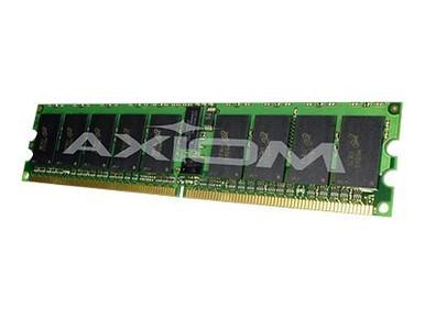 41Y4702-AX -- Axiom AX - DDR2 - 4 GB - DIMM 240-pin - 400 MHz / PC2-3200 - registered - ECC -- New
