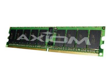 348106-B21-AX -- Axiom AX - DDR2 - 8 GB: 2 x 4 GB - DIMM 240-pin - 400 MHz / PC2-3200 - registered - ECC -- New
