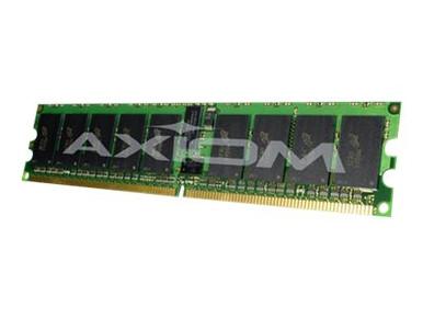 408854-B21-AX -- Axiom AX - DDR2 - 8 GB: 2 x 4 GB - DIMM 240-pin - 667 MHz / PC2-5300 - 1.8 V - registered  -- New