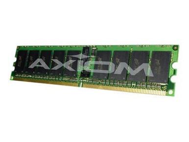 39M5815-AX -- Axiom AX - DDR2 - 4 GB: 2 x 2 GB - DIMM 240-pin - 400 MHz / PC2-3200 - CL3 - registered -  -- New