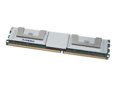 AX2533F4R/2G -- Axiom - DDR2 - 2 GB - FB-DIMM 240-pin - 533 MHz / PC2-4200 - fully buffered - ECC -- New