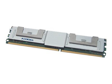 AX2667F5V/4G -- Axiom - DDR2 - 4 GB - FB-DIMM 240-pin - 667 MHz / PC2-5300 - fully buffered - ECC -- New