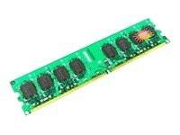 TS256MLQ72V8U        -- 2GB 800MHZ DDR2 ECC DR X8 CL6   WORKSTATION/SERVER DRAM             -- New