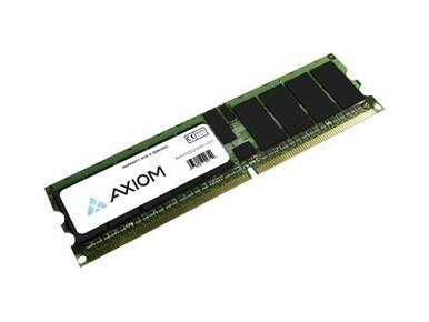 AX2667R5V/8GK -- Axiom - DDR2 - 8 GB: 2 x 4 MB - DIMM 240-pin - 667 MHz / PC2-5300 - CL5 - registered - ECC -- New
