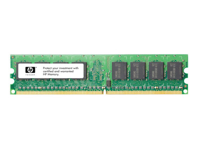 504351-B21           -- 8GB: 2X4GB PC3-10600 DDR3       SPCL SOURCING SEE NOTES             -- New