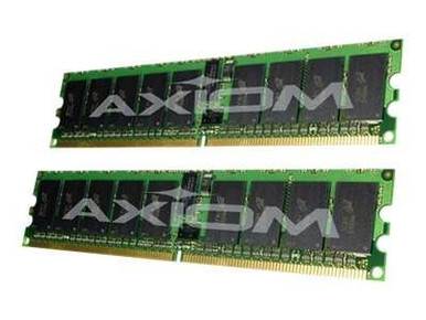 A2257197-AX -- Axiom AX - DDR2 - 8 GB: 2 x 4 GB - DIMM 240-pin - 667 MHz / PC2-5300 - registered - ECC -  -- New