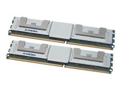 A2257217-AX -- Axiom AX - DDR2 - 16 GB: 2 x 8 GB - FB-DIMM 240-pin - 667 MHz / PC2-5300 - fully buffered  -- New
