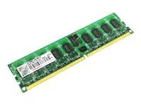 TS256MQR72V8U        -- 2GB DDR2 800 REG-DIMM 2RX8                                          -- New