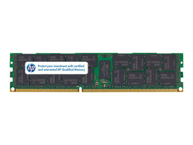 500658-B21 -- HPE TechSource - DDR3 - 4 GB - DIMM 240-pin - 1333 MHz / PC3-10600 - CL9 - 1.5 V - registe -- New