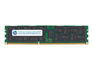 500658-S21 -- HPE TechSource - DDR3 - 4 GB - DIMM 240-pin - 1333 MHz / PC3-10600 - CL9 - 1.5 V - registe -- New