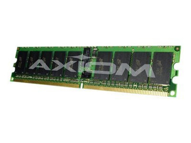 A0597320-AX -- Axiom AX - DDR2 - 4 GB - DIMM 240-pin - 400 MHz / PC2-3200 - registered - ECC - for Dell P -- New
