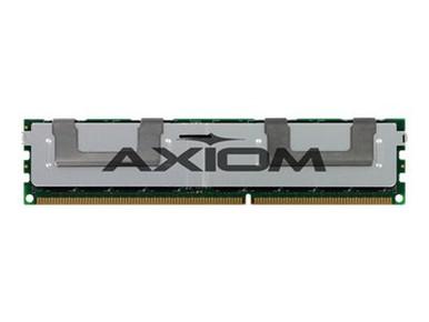 44T1483-AX -- Axiom AX - DDR3 - 4 GB - DIMM 240-pin - 1333 MHz / PC3-10600 - registered - ECC - for IBM  -- New