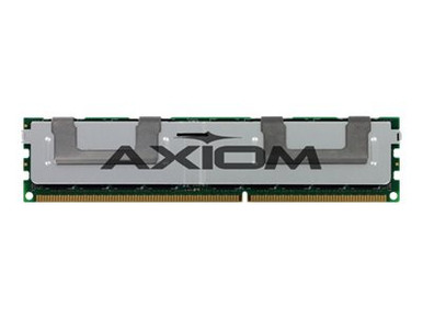 500658-B21-AX -- Axiom AX - DDR3 - 4 GB - DIMM 240-pin - 1333 MHz / PC3-10600 - CL9 - registered - ECC -- New