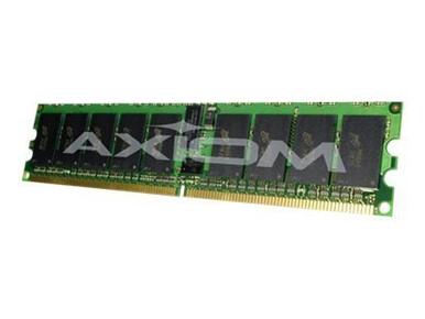 AX31333R9V/4G -- Axiom - DDR3 - 4 GB - DIMM 240-pin - 1333 MHz / PC3-10600 - CL9 - registered - ECC - for I -- New
