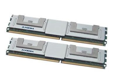 A2257179-AX -- Axiom AX - DDR2 - 8 GB: 2 x 4 GB - FB-DIMM 240-pin - 667 MHz / PC2-5300 - fully buffered - -- New