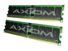 X6321A-AX -- Axiom AX - DDR2 - 4 GB: 2 x 2 GB - DIMM 240-pin - 667 MHz / PC2-5300 - registered - ECC -