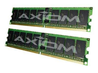 X6321A-AX -- Axiom AX - DDR2 - 4 GB: 2 x 2 GB - DIMM 240-pin - 667 MHz / PC2-5300 - registered - ECC -  -- New