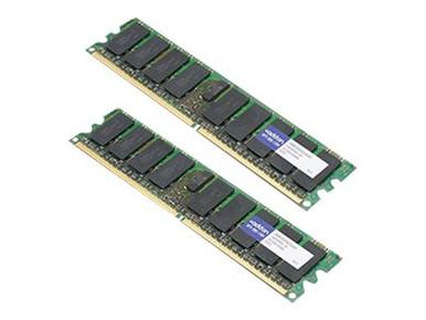 AM667D2DFB5/16GKIT -- AddOn 16GB Industry Standard Factory Original FBDIMM - DDR2 - 16 GB: 2 x 8 GB - FB-DIMM 24 -- New