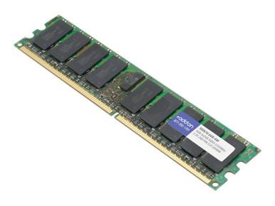 500670-6GB-AM -- AddOn 6GB Factory Original UDIMM for HP 500670-6GB - DDR3 - 6 GB: 3 x 2 GB - DIMM 240-pin  -- New