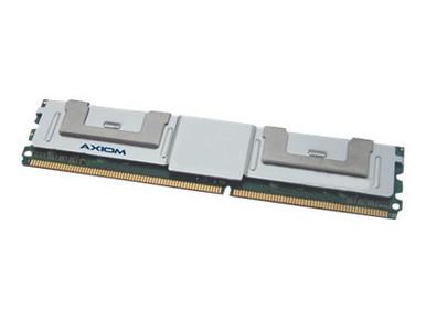 46C7571-AX -- Axiom AX - DDR2 - 4 GB: 2 x 2 GB - FB-DIMM 240-pin - 800 MHz / PC2-6400 - fully buffered - -- New