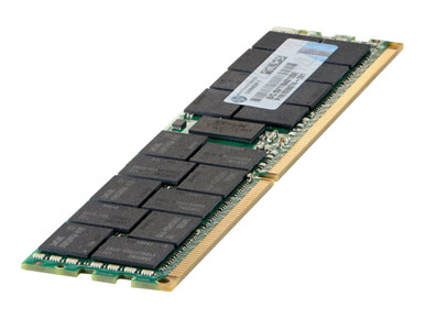 593915-B21 -- HPE TechSource - DDR3 - 16 GB - DIMM 240-pin - 1066 MHz / PC3-8500 - CL7 - registered - EC -- New