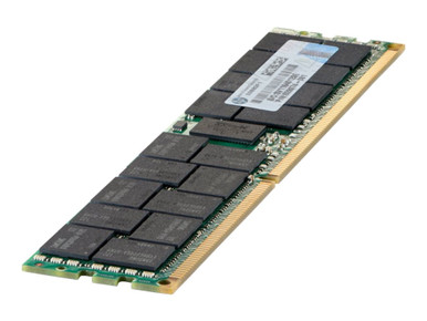 500672-B21 -- HPE TDSourcing - DDR3 - 4 GB - DIMM 240-pin - 1333 MHz / PC3-10600 - CL9 - 1.5 V - unbuffe -- New