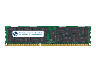 593339-S21 -- HPE TDSourcing - DDR3 - 4 GB - DIMM 240-pin - 1333 MHz / PC3-10600 - CL9 - registered - EC -- New