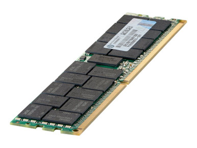 500672-S21 -- HPE TDSourcing - DDR3 - 4 GB - DIMM 240-pin - 1333 MHz / PC3-10600 - CL9 - unbuffered - EC -- New
