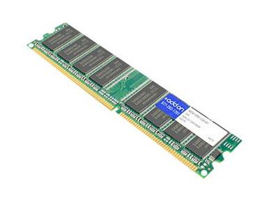 MEM-3900-1GB-AO -- AddOn 1GB Cisco MEM-3900-1GB Compatible DRAM - DDR2 - 1 GB - DIMM 240-pin - ECC - for Cisc -- New