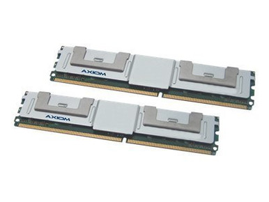 SO.FB8GB.M02-AX -- Axiom AX - DDR2 - 8 GB: 2 4 GB - FB-DIMM 240-pin - 667 MHz / PC2-5300 - fully buffered - E -- New