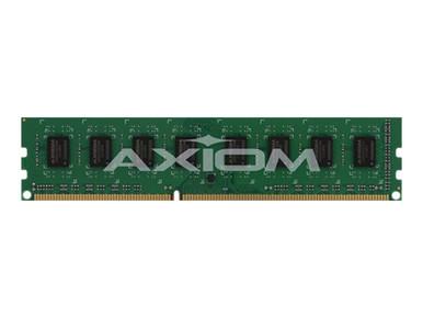 AX31333E9Z/8G -- Axiom - DDR3 - 8 GB - DIMM 240-pin - 1333 MHz / PC3-10600 - CL9 - unbuffered - ECC -- New