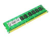TS256MLK72V3N -- 2GB 1333 DDR3 ECC 240PIN DIMM   UNBUFF CL9 1.5V                     -- New
