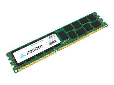 A02-M316GD5-2-AX -- Axiom AX - DDR3 - 16 GB Kit : 2 x 8 GB - DIMM 240-pin - 1333 MHz / PC3-10600 - 1.5 V - reg -- New