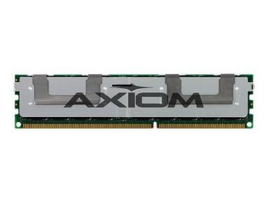 AX31333R9W/16GK -- Axiom - DDR3 - 16 GB: 2 x 8 GB - DIMM 240-pin - 1333 MHz / PC3-10600 - registered - ECC -- New