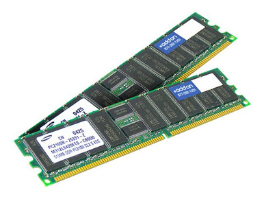 A3132554-AM -- AddOn 2GB Factory Original UDIMM for Dell A3132554 - DDR3 - 2 GB - DIMM 240-pin - 1333 MHz -- New